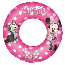 Kółko do pływania 56 cm kółko myszka Minnie różowe Bestway 91040