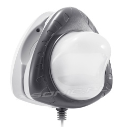 Magnetyczna lampa basenowa oświetlenie LED na ścianę basenu Intex 28698