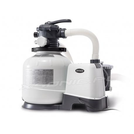 Pompa piaskowa do filtrowania wody wydajność 10500 l/h INTEX 26648