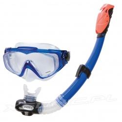 Zestaw do nurkowania Aqua Sport maska i rurka INTEX 55962 od 14 roku