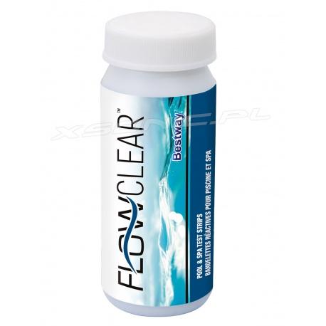 Tester pH zasadowości wody basenowej poziomu chloru Bestway 58142 3w1