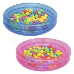 Basen z piłeczkami dla dziecka 50 piłeczek 91 x 20 cm Bestway 51085
