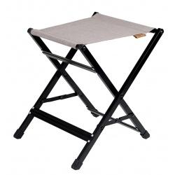 Stołek kempingowy Croydon toupe składane krzesełko BO-CAMP