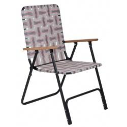 Krzesło turystyczne składane fotel turystyczny BO-CAMP Preston