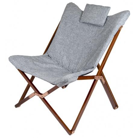 Krzesło kempingowe składane do torby przenośne Bloomsbury Bo-Camp
