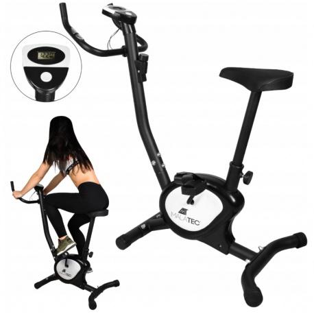 Rower treningowy do ćwiczeń stacjonarny rowerek z komputerem pulsometr