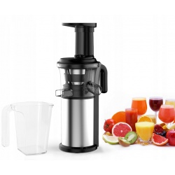 Wyciskarka wolnoobrotowa superwydajna do owoców cytrusów soków