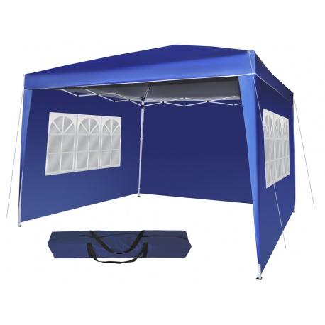 Namiot pawilon ogrodowy składany EKSPRESOWY 3x3 metry 3 ścianki