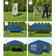 Namiot pawilon ogrodowy składany EKSPRESOWY 3x3 metry 4 ścianki