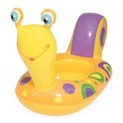 Ponton dla dzieci Ślimak do pływania 163 x 66 cm Bestway 34102