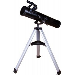 Teleskop Levenhuk Skyline BASE 100S teleskop zwierciadlany Newtona apertura 102 mm ogniskowa 700 mm