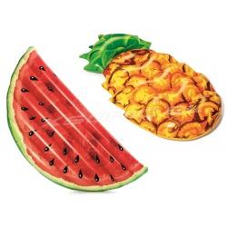 Materac do pływania dla dorosłych Arbuz lub Ananas 174 cm Bestway 43159