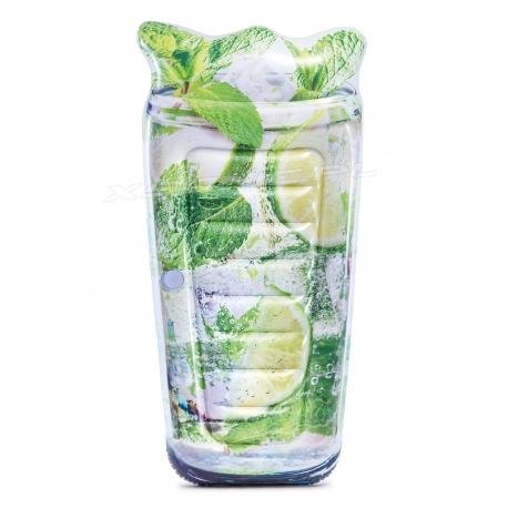 Dmuchany materac plażowy drink Mojito 178 x 91 cm INTEX 58778