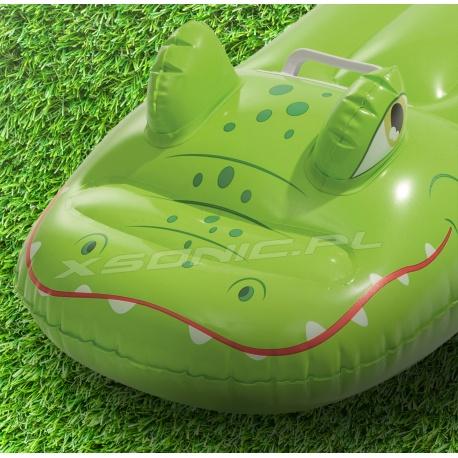 Zabawka do pływania Krokodyl i Hipopotam 132 x 48 cm Bestway 42048