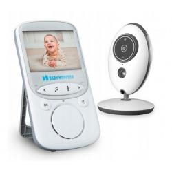 Niania elektroniczna video dwukierunkowa termometr kamera Ilumen Cam-S2