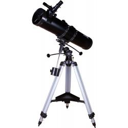Teleskop Levenhuk Skyline PLUS 130S teleskop zwierciadlany Newtona apertura 130 mm ogniskowa 900 mm