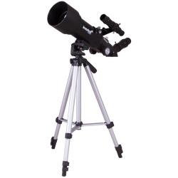 Teleskop Levenhuk Skyline Travel Sun 70 refractor średnica soczewki obiektywowej 70 mm ogniskowa 400 mm