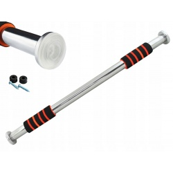 Drążek rozporowy 81,5 - 130cm treningowy metalowy do huśtawek i ćwiczeń