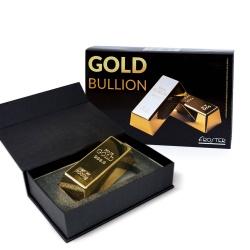 Sztabka złota 1kg bardzo przydatna namiastka prawdziwego luksusu