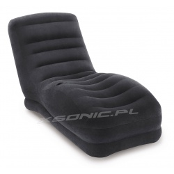 Leżanka fotel dmuchany Mega Lounge 86 x 170 x 94 cm INTEX 68595