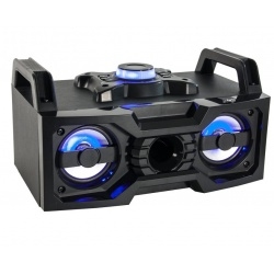 Boombox przenośny Party-Soundbox z LED głośniki z Bluetooth