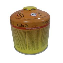 Kartusz gazowy o pojemności 500 g pojemnik z gazem nakręcany EliCoCamp