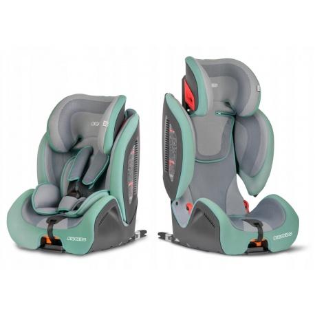 Fotelik samochodowy Ricokids Qway 9-36 kg ISOFIX 3 kolory Top Tether