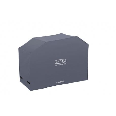 Pokrowiec firmy CADAC na grille gazowe 3-palnikowe nieprzepuszczający promieni UV