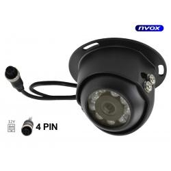 Kamera cofania podwieszana CCD SHARP metalowy korpus kamery 12V