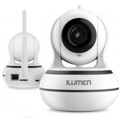 Kamera WiFi FULL HD 1080p niania elektroniczna CAM-X4 monitoring głośnik mikrofon detekcja ruchu tryb nocny