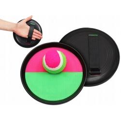 Gra zręcznościowa Złap i Rzuć piłkę rzutki rzepy piłka Catch Ball