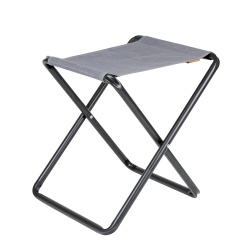 Stołek kempingowy taboret wędkarski składane krzesełko na rybki Limehouse toupe