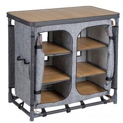 Szafka składana stolik kempingowy wyspa kuchenna 85x48x80 cm Urban Outdoor
