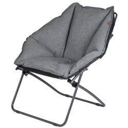 Krzesło turystyczne kempingowe składane MOON Silvertown BO-CAMP