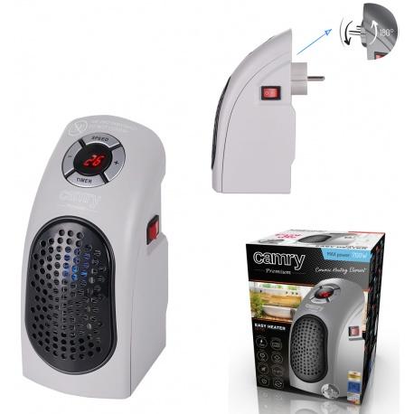 Termowentylator mały grzejnik elektryczny Easy heater Camry CR 7715