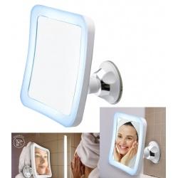 Lusterko łazienkowe z podświetleniem powiększające 5x LED Camry CR 2169
