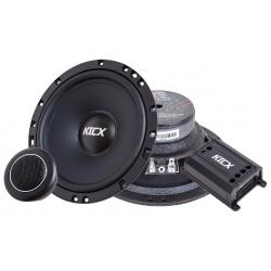 Głośniki dwudrożne RAPTOR RX 6.2 zestaw odseparowany Kicx moc 150W