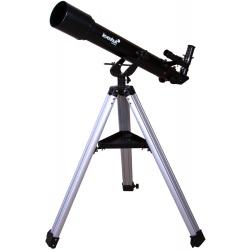 Teleskop Levenhuk Skyline BASE 80T refraktor z układem optycznym apertura 80 mm ogniskowa 500 mm