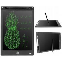"""Tablet graficzny do rysowania nauki pisania dla dzieci rysik XL 10"""" na baterie"""