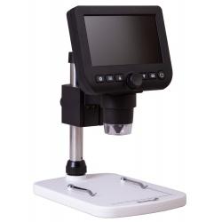 Levenhuk DTX 350 LCD powiększenie 20-600x cyfrowy mikroskop USB z wyświetlaczem LCD i kamerą 0,3 Mpix
