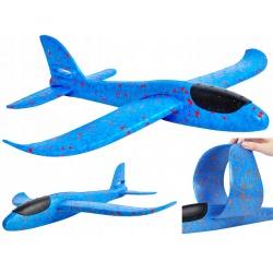 Samolot styropianowy szybowiec rzutka ze styropianu piankowy