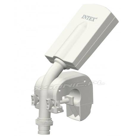 Kolorowy spryskiwacz LED do basenów stelażowych 4 kolory INTEX 28089