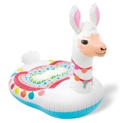 Dmuchana lama materac do pływania zabawka dla dzieci INTEX 57564