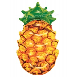 Materac do pływania dla dorosłych Ananas 174 x 96 cm Bestway 43310