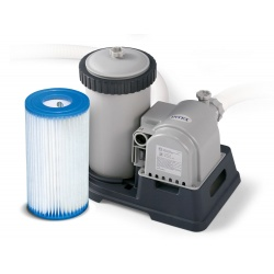 Pompa filtrująca INTEX o wydajności 9462 litrów na godzinę filtr w komplecie