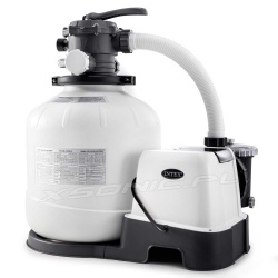Pompa piaskowa do basenu generator chloru chlorynator 10000 l/h INTEX 26680