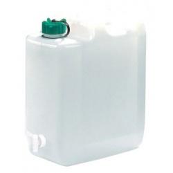 Kanister kempingowy z kranem na wodę 35 litrów dozownik kranik