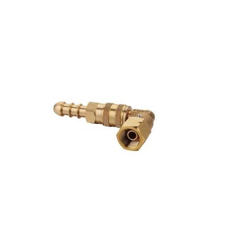 Szybkozłączka obrotowa do instalacji gazowej w grillach i kuchenkach CADAC