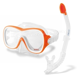 Zestaw do nurkowania maska rurka Wave Rider INTEX 55647 dla dzieci i dorosłych