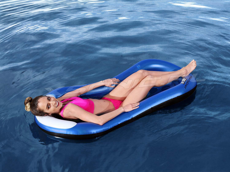 Dmuchany materac do pływania Summer Vibes 160 x 86 cm Bestway 43156